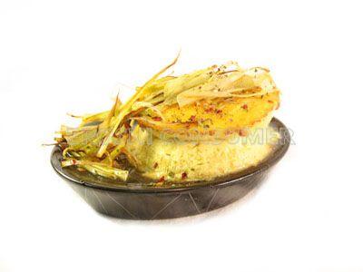 Receta de ensalada de escarola y achicoria con naranjas y vinagreta de avellanas